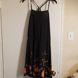 3X Her Universe Howls Moving Castle Calcifer Dress